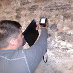 Checking asbestos content