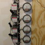 System monitoring panel